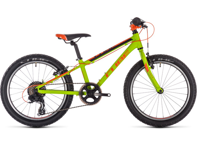 Cube Acid 200 - Vélo enfant - jaune/vert